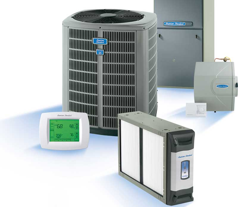 Air Conditioning And Heating Systems Installation